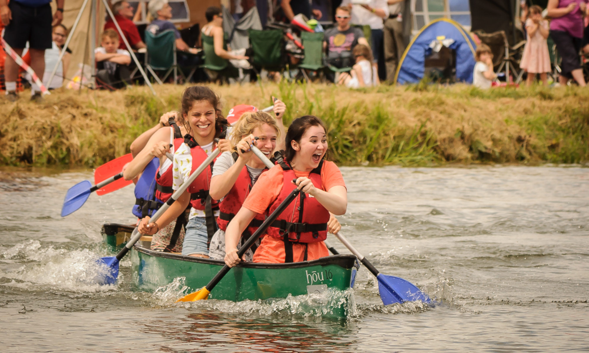 Goring and Streatley Regatta  and River Festival - 22 July 2017